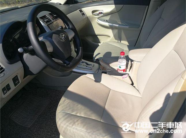 【宁波】2011款二手一汽丰田 丰田 1.6l gl纪念版 4at 价格4.80万