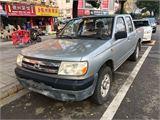 日产 D22皮卡 郑州日产尼桑3.0柴油皮卡 银灰