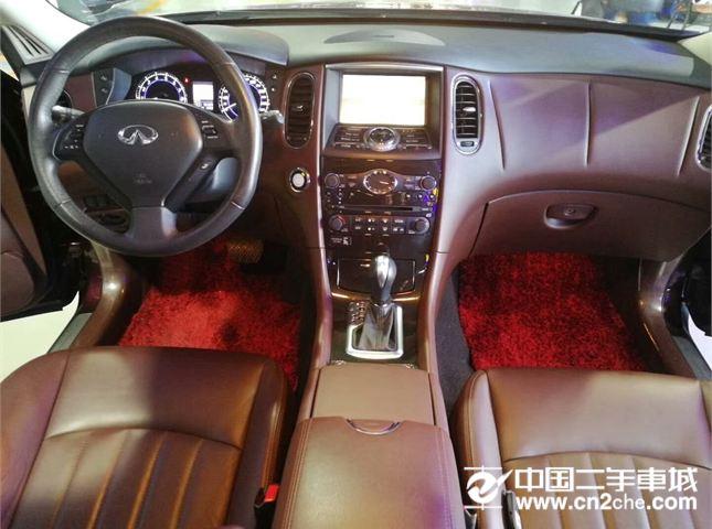 英菲尼迪 英菲尼迪QX(进口) 2013款 英菲尼迪QX50 2.5L 自动 四驱 尊雅版 2013款