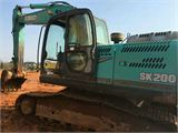 神鋼建機 神鋼挖掘機 SK200