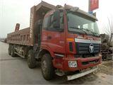 福田 欧曼 急售15年二手欧曼自卸车 国四排放 后八轮8.3米大箱 ,