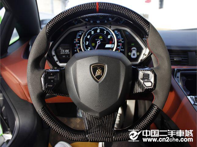 兰博基尼 Aventador 阿温塔多LP700