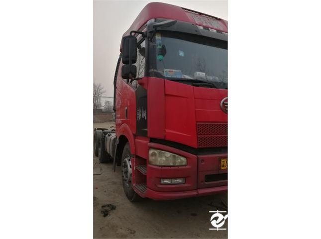 一汽解放 J6 重卡 350马力 6X4   (2011款)(AMT)