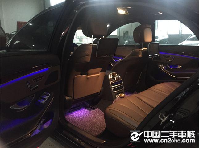 奔驰 S级 2014款 400L 豪华型