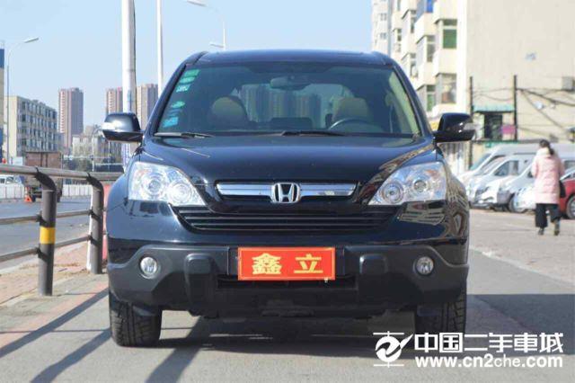 本田 CR-V 2.4L 四驱 豪华版