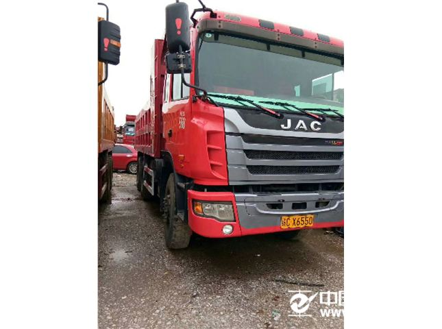 江淮江淮格尔发A系列A5W标载版350马力6X45.8米自卸车(HFC3251P1K5E39S3V)价格23.80万