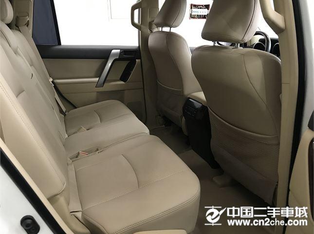 丰田 普拉多(进口) 2015款  2.7L 阿曼版 平行进口
