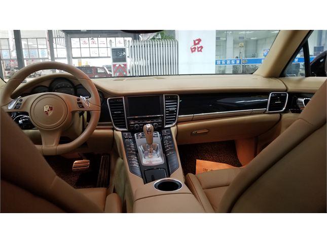 保时捷 帕纳梅拉 2015款  Panamera S E-Hybrid 3.0T