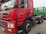 大运汽车 大运重卡 16年5月车国四排放双驱轻体干着活的车