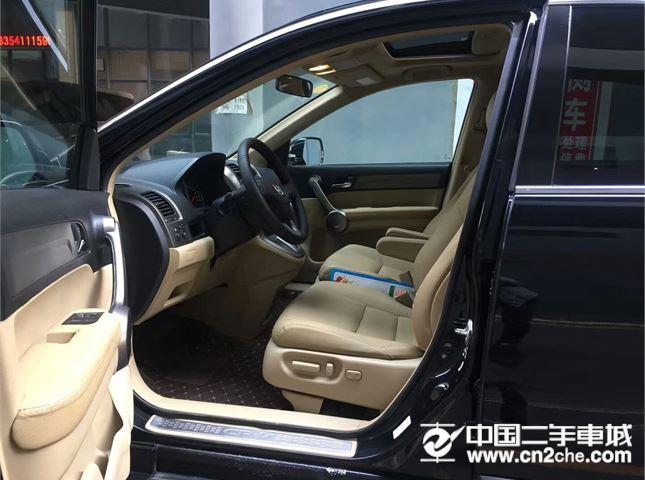 本田 CR-V 2010款 尊贵版自动挡 2.4L Vti—S AT