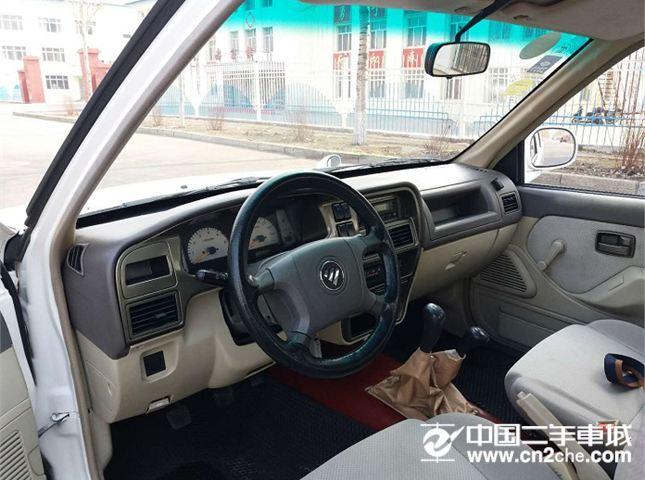 福田 萨普 2013款 豪华版 2.3L汽油 双排皮卡