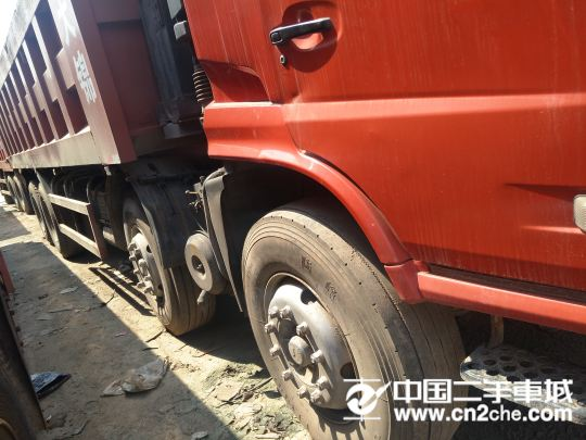 东风 天锦 280前四后八自卸车