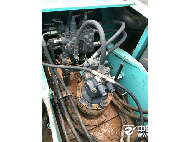 神鋼建機 神鋼挖掘機 YN10