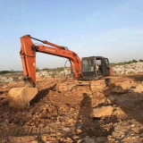 日立 日立挖掘机 120-6