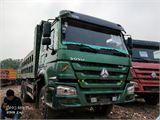 中国重汽 豪沃 豪沃后八轮自卸车