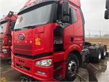 一汽解放 J6P  重卡 390马力 6X4牵引车(CA4250P66K24T1A1E4)