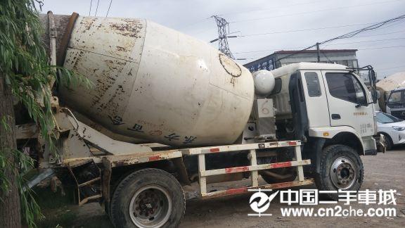 福田 福田时代 小卡之星3  88马力3.67米单排栏板载货车