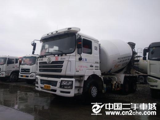 陕汽重卡 德龙F3000 水泥罐车