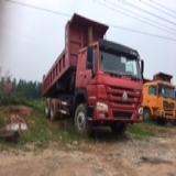 中国重汽 斯太尔王 自卸车 重卡 8X2 前二后八