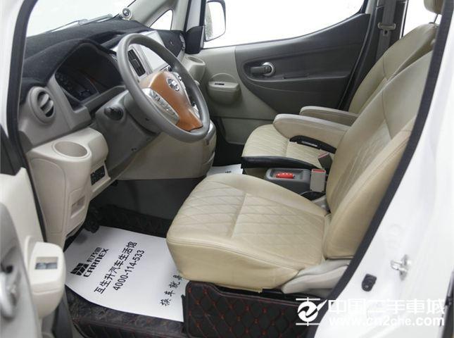 日产 NV200 2016款 1.6L CVT尊享型