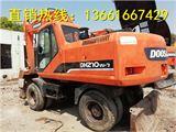 斗山 斗山挖掘機 210-7輪式挖掘機