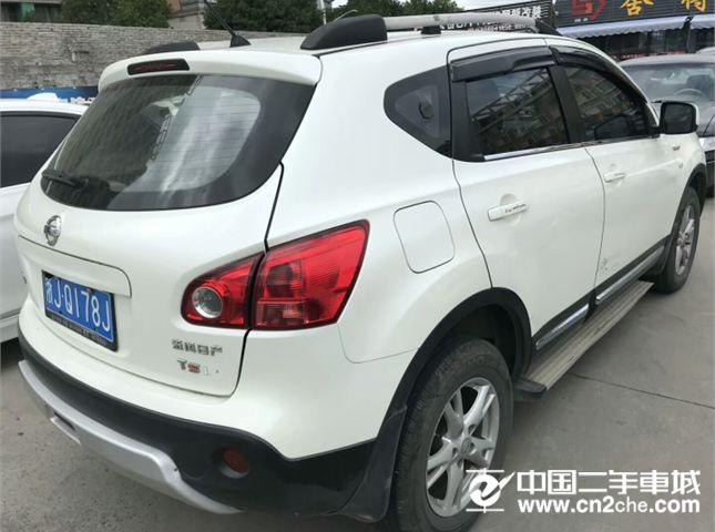 日产 逍客 2012款 1.6 XE 风 MT 2WD