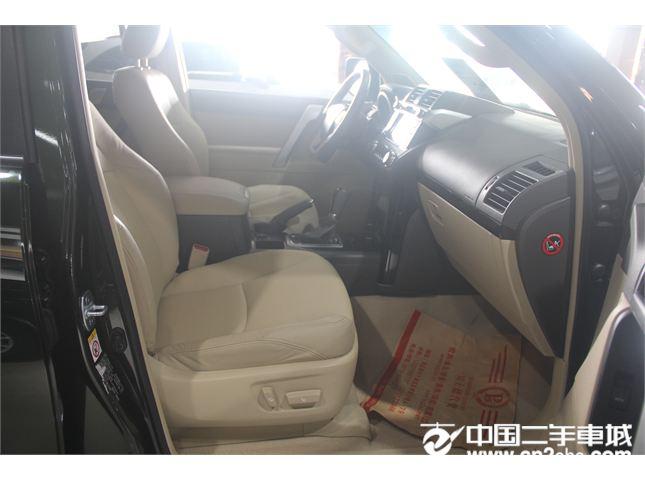 丰田 普拉多 2016款 2.7L 自动豪华版
