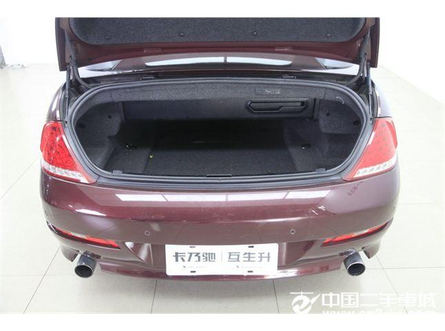 宝马 宝马6系(进口) 2007款 630i 敞篷轿跑车