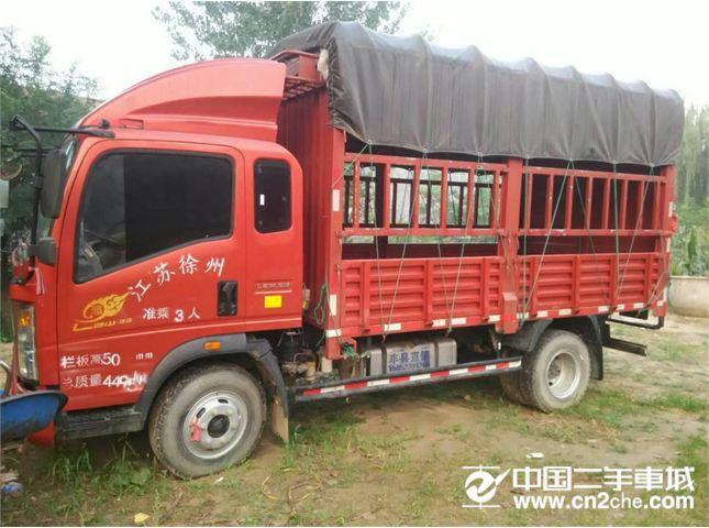 中国重汽豪沃L2w33价格7.60万