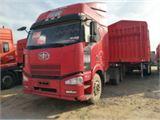 一汽解放 J6P 牵引车 重卡 420马力 6X4牵引车  0  2