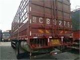 一汽解放 J6P 前四后四仓栏货车,7.8米,国五
