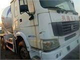 中国重汽 搅拌车 大12方,亚特上装,原版原况,全手续
