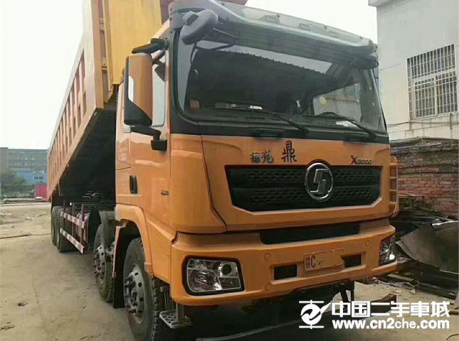 陕汽德龙新M3000