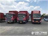 福田 欧曼 载货车 CTX 5系重卡 185马力 6X2 仓栅载货车(BJ5253VMCHH-S1)