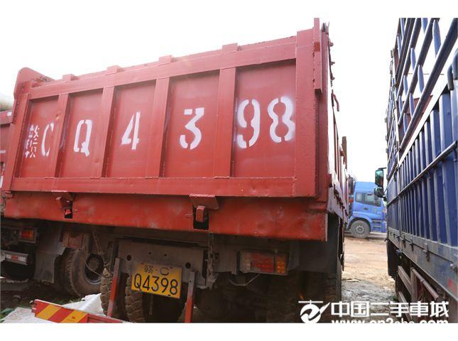 东风 天锦 自卸车 中卡 210马力 4X2 前二后四