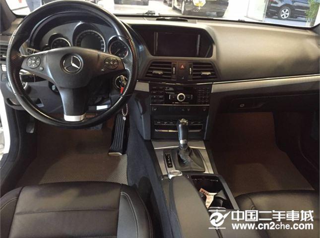 奔驰 E级 2016款  E 260 轿跑车 灵动版