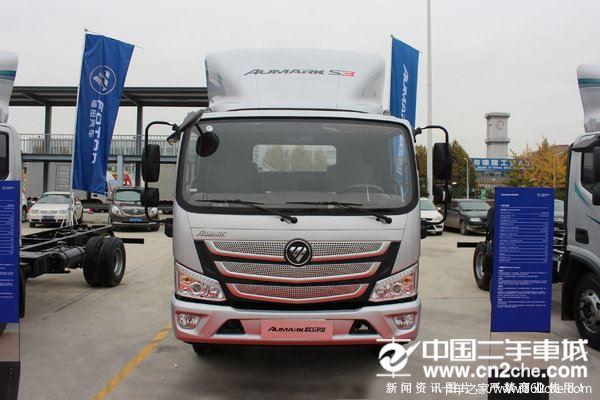 福田欧马可欧马可s3厢式货车4.2米价格11.00万