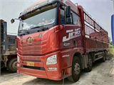 青岛(解放) JH6 载货车 H6重卡 420马力 8X4 9.5米仓栅式载货车(3.727速比)