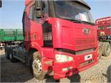 一汽解放 J6P 牵引车 重卡 400马力 6X4牵引车  0  2