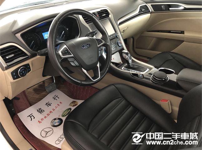 福特 蒙迪欧 2013款  1.5T 自动 GTDi180 时尚型