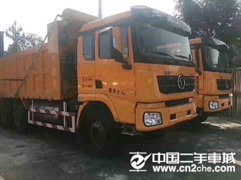 陕汽重卡德龙X3000重卡375马力8×4自卸车价格29.80万