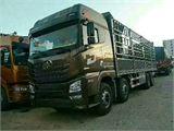 青岛(解放) JH6 JH6重卡 375马力 8X4 9.5米载货车