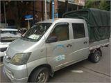 昌河 微型货车 CH1011AEI双排厢货