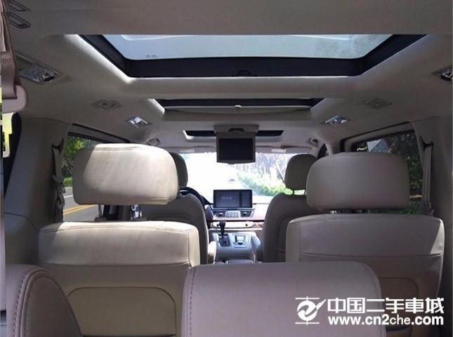 上汽大通 G10 2016款 2.0T 自动豪华版 涡轮增压 224马力