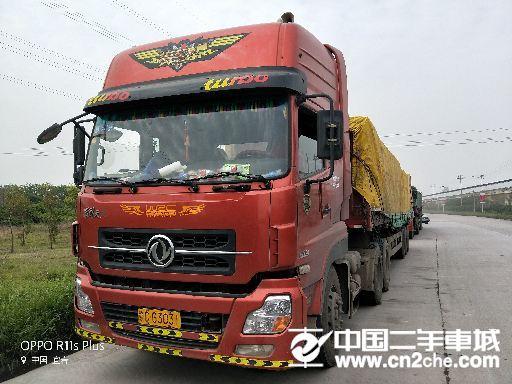 东风天龙半挂车价格9.20万