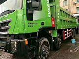 依维柯 杰狮 390马力自卸车