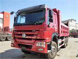 中国重汽 豪沃  T5G 380马力