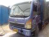 青岛(解放) 赛龙 载货车 140马力 4X2 前二后四