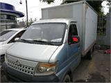 长安商用 长安星卡 轻卡 1.0L 手动 SC5026XXYDG4 单排箱子车