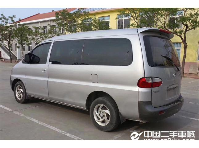 江淮 瑞风 2011款 穿梭系列 2.0L汽油 舒适版